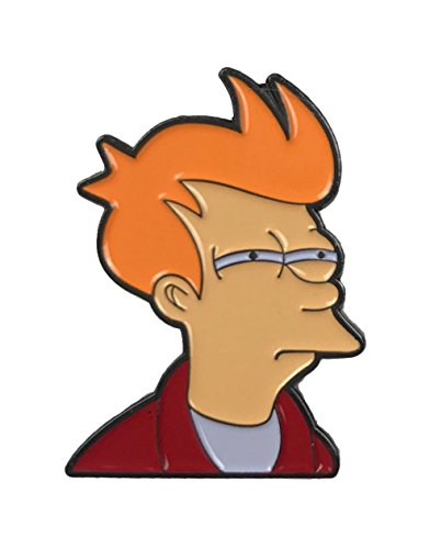 Balanced Co. Futurama Meme Enamel Pin