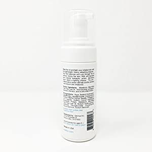 Kidskin - T-Blast Cleanser: Foaming Facial Skin Cleanser for Kids and Preteens with Acne and Oily Skin; Tea Tree Clears Blemishes Without Drying; No: Parabens, Sulfates, Gluten, Cruelty Made in USA