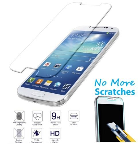 0.25mm HD Premium Real Tempered Glass Screen Protector Protective Film For Smart Mobile Phones ( HTC One MAX T6 )