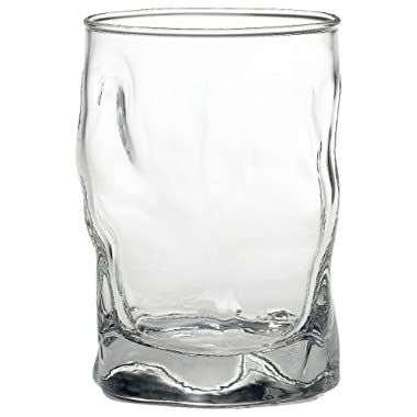 Bormioli Rocco Sorgente Water Glasses, Gift Boxed, Set of 4