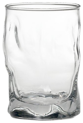 Bormioli Rocco Sorgente Water Glasses, Set of 4