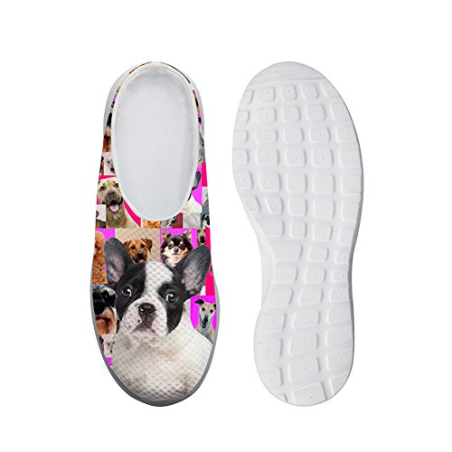 on Casual Outdoor Puppy Flats Bigcardesigns Beach Shoes 36 Women Shoe Sandal Slip 4q65FBx
