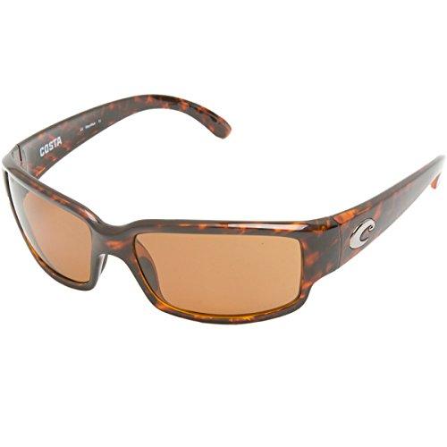 Mar Del Costa Tortoise amber Caballito Sunglasses 8gn51qOw