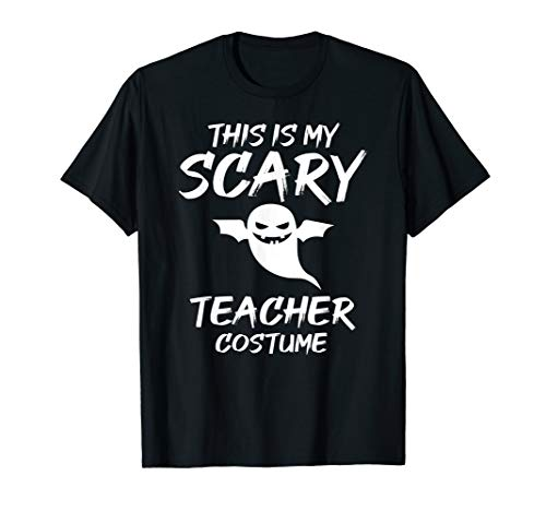 Scary Teacher Costumes Svg - This Is My Scary Teacher Costume