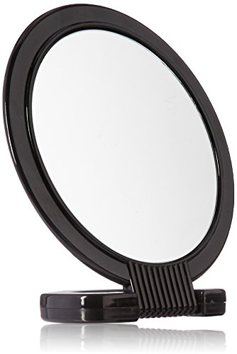 Furniture Style Stand - Soft N Style 2-Sided Mirror with Handle/Stand 1X/3X Magnification