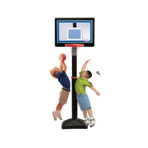 LITTLETIKES リトルタイクス ジャストライク バスケットボール セット【400M617867】 B0012LHLCG