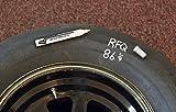 Longacre Tire Marking Paint Pen- Silver (50882)