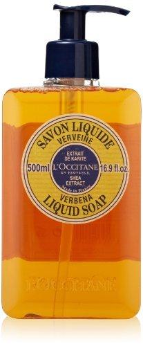 L'Occitane Shea Butter Verbena Liquid Soap, 16.9 fl. oz.