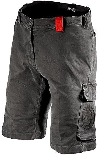 Traspiranti e Leggeri per Crossfit con Tasche Laterali e Tasca da Corsa Phantom Athletics per Sport di Resistenza Pantaloncini Sportivi da Uomo Taglio Attillato