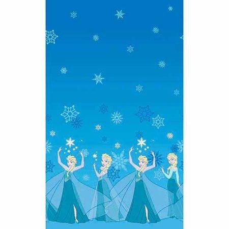 Frozen Elsa Mock Smock Cotton Blue 21/22 Wide Fabric by the Yard