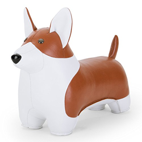 Leather Animal Bookends - 4