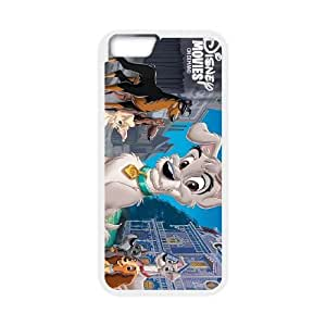 iphone6 4.7 inch Phone Case White Lady and the Tramp II Scamp's Adventure Buster CZL5838380