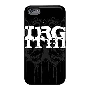 RitaSokul Iphone 6plus Shock-Absorbing Hard Phone Cover Custom Vivid Mercenary Band Image [PjL14631vpRa]