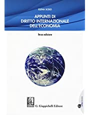 Appunti di diritto internazionale dell'economia. Con Contenuto digitale per download e accesso on line