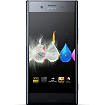 "Sony Xperia XZ Premium - Unlocked Smartphone - 5.5"", 64GB - Dual SIM - Deepsea Black (US Warranty)"