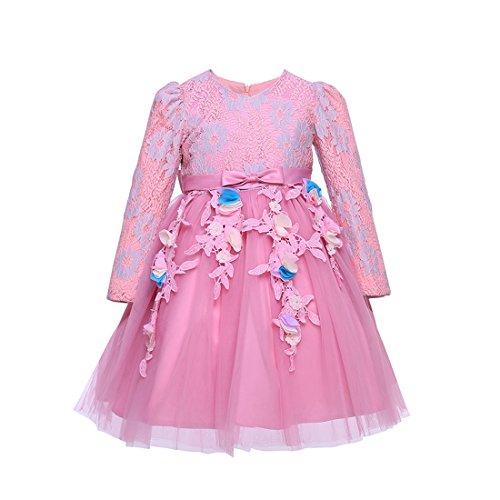 Madchen kleider festlich rosa