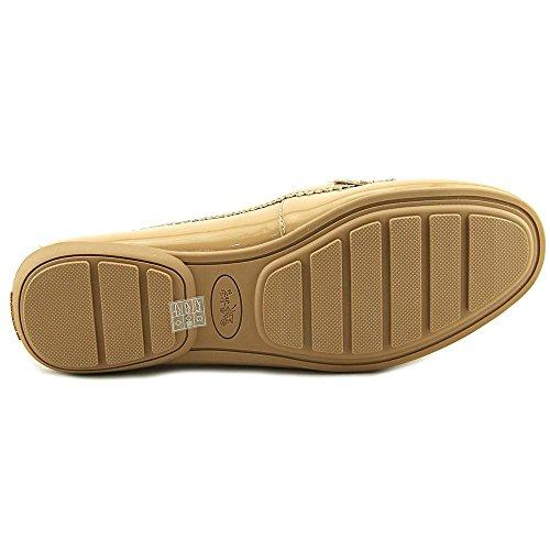 Coach Vrouwen Odette Casual Loafers, Stijl A01424 Warm Blozen Patent