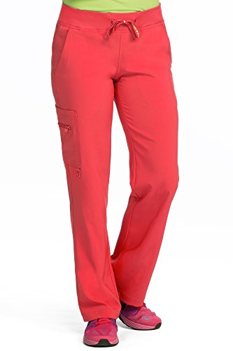 Cool Sun Xl Reflector - Med Couture Women's 'Activate' Transformer Scrub Pant, Sun-Kissed, X-Large Petite