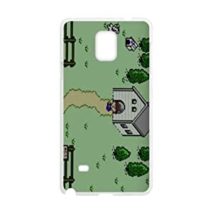 Samsung Galaxy Note 4 Cell Phone Case White Earthbound Beginnings SUX_098171