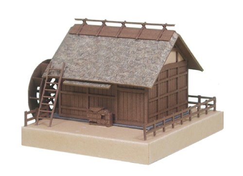1/150 nostalgique serie diorama watermill (MP03-16)