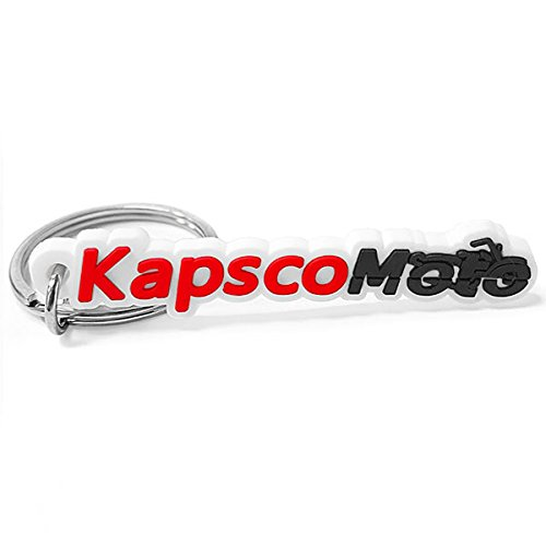 KapscoMoto Keychain Krator 2006-2011 Yamaha FZ1 Rubber Frame Fairings Plugs Set Motorcycle