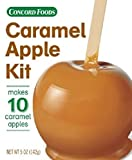 Concord foods Caramel Apple Kits, 5 Ounce Each  (Pack of 24)