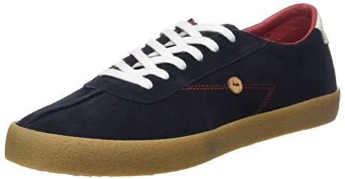 Faguo Unisex Adults' Albizia Trainers Blue (Navy F1750) jnLeztbiAB