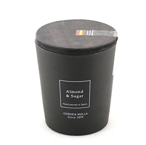 Cereria Molla Hand Poured Luxury Candle Made in Spain Almond & Sugar by Cereria Molla