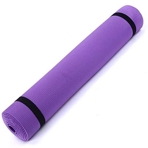 Amazon.com: Labu Store 6MM Thick EVA Comfort Foam Yoga Mat ...