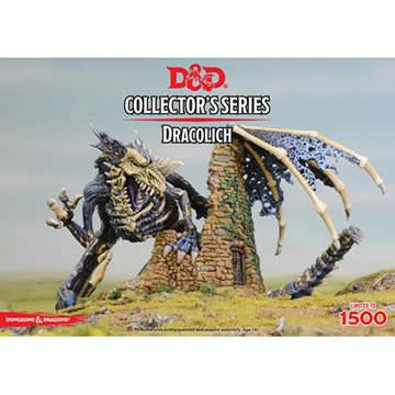 Dracolich Collectors Series Dungeons And Dragons Gale Force 9 by Gale Force 9