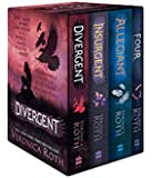 Divergent Series Box Set: Books 1 - 4