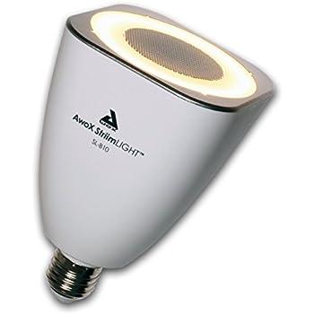 Amazon Com Awox Striimlight 8w E26 Led Light Bulb With