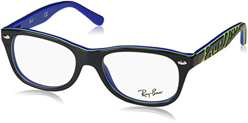 Optical frame Ray Ban Acetate Blue - Green (RY1544 - Opticals Ray Ban