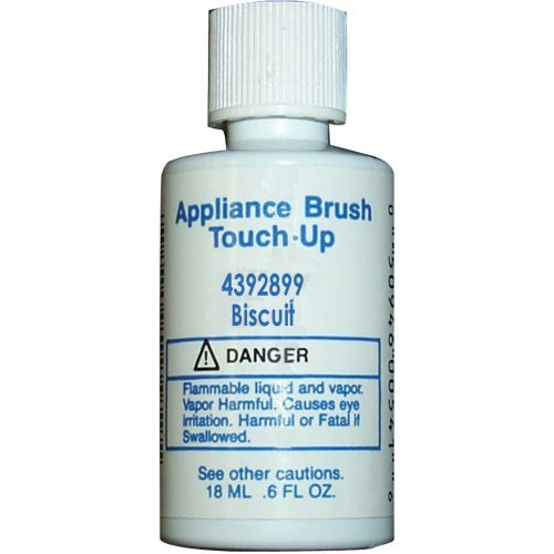 4392899 Appliance Brush-on Touch-up Paint (Biscuit) Home, garden & (Biscuit Base)
