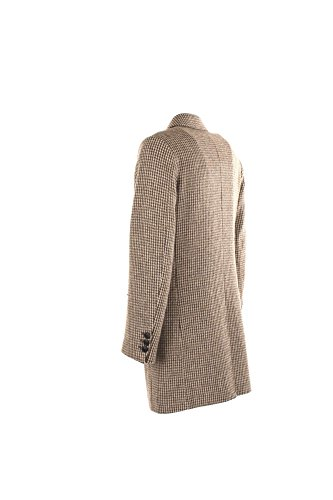 Cappotto Uomo At.p.co L Beige A133glen155 Autunno Inverno 2016/17