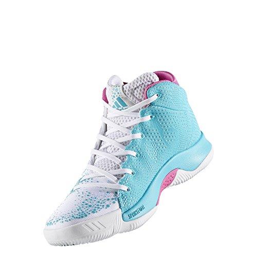 adidas Crazy Heat W, Scarpe da Basket Donna, Bianco (Ftwbla ...