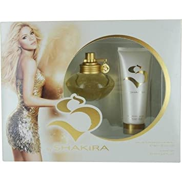 S By SHAKIRA For Women By SHAKIRA Gift Set
