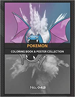 Coloring Book & Poster Collection: Pkmn Entei Anime & Manga ... | 335x260