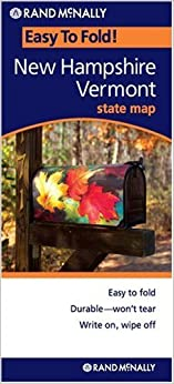 _UPDATED_ Rand McNally Easy To Fold: New Hampshire, Vermont (Laminated) (Easyfinder S). doggie stars utilizan ultimate RELEASE Soltel