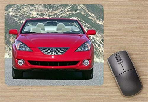 Toyota Camry Solara Convertible V6 SE 2004 Mouse Pad, Printed Mousepad ()