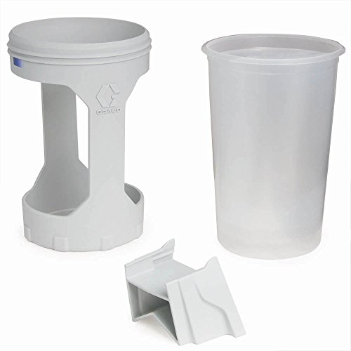 Graco 17F518 TrueCoat 360 FlexLiner Cup Kit, 42 oz