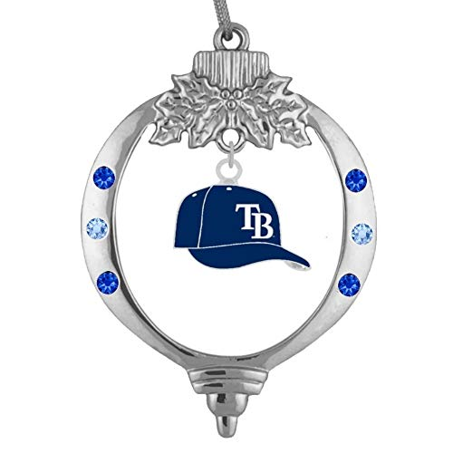 (Final Touch Gifts Tampa Bay Rays Baseball Cap Ornament)