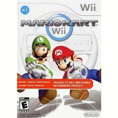 Mario Kart Wii - Game Only by Nintendo (Renewed) by Nintendo (Image #4)