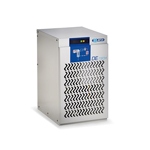 100 CFM Cycling Air Dryer, 1'' Connections, 232 PSI Max, 230V Power, .74 Kw, MTA-USA DEiT0100 by M.T.A.