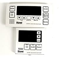Rinnai Deluxe Water Heater Controller Set (White)
