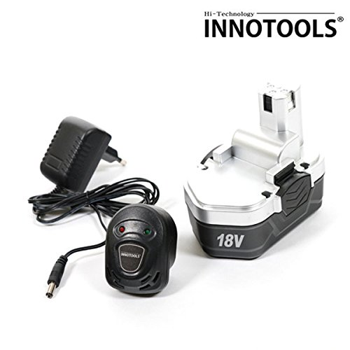 innoview innotools 18 Vバッテリー( 1.2ah )交換バッテリーinnt-0036 innt-0058  B0799GVNXK