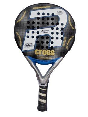 Pala Royal Padel - RP795 Cross 2015 - Peso Palas - 355-365 grs