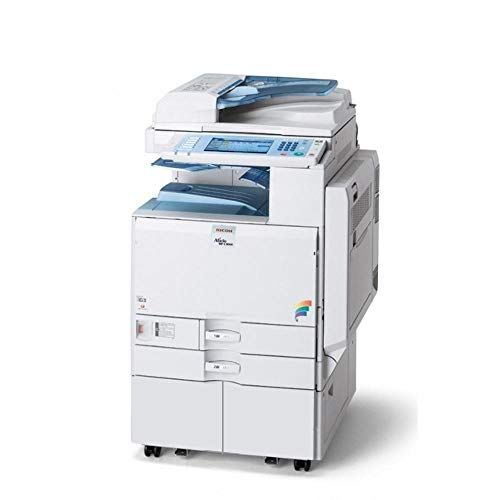 (Refurbished Ricoh Aficio MP C3001 A3/Tabloid-size Color Copier - 30 ppm, Copy, Print, Scan, 2 Trays and Stand (Certified Refurbished))