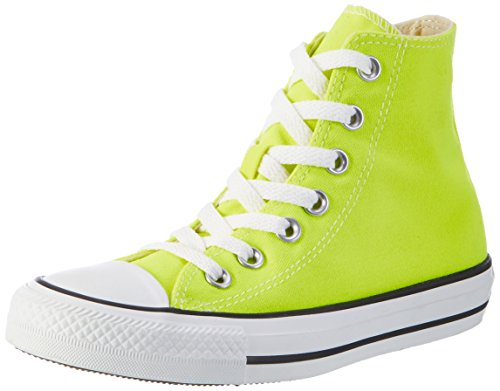 Converse AS Hi 1J793, Sneaker unisex adulto giallo