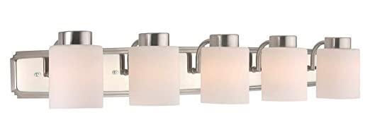 Lovely Dolan Designs 3505 62 Westport 5 Light Bath Bar, Heirloom Bronze   Vanity  Lighting Fixtures   Amazon.com